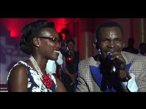 Nze Akwagala  by Myco  Holy HD The most beautiful singing caple live  performance  amust  watch
