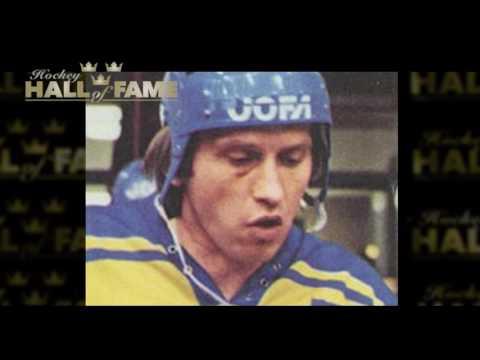 Hockey Hall Of Fame Sverige - Mats Åhlberg