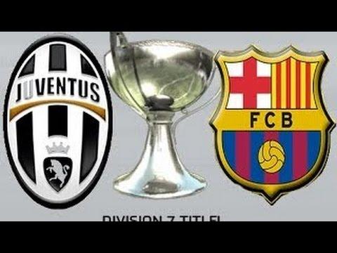 """UCL 2014 JUVENTUS vs FC BARCELONA"""" Estrategia para eliminar al Barcelona dificultad Leyenda Vuelta"""""""