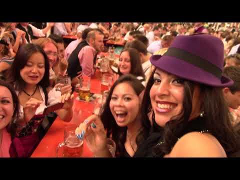 How Germans REALLY Party! Ein Prosit! (Oktoberfest - Herbstfest)