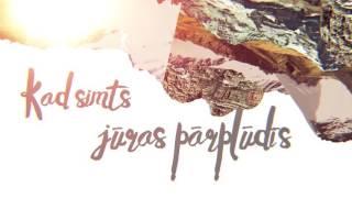 Prāta Vētra - Jūras (teksta video)