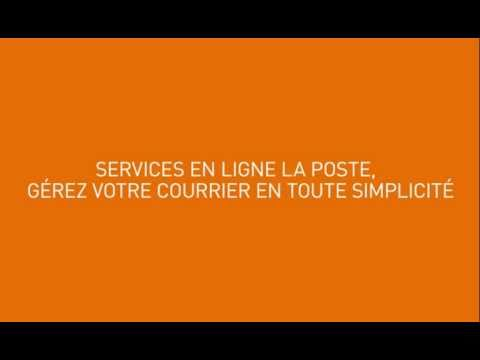 """Envoyez votre courrier depuis Internet avec la """"Lettre en ligne"""" de La Poste"""