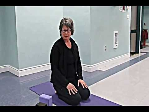 yin yoga  introduction to the butterfly pose  youtube
