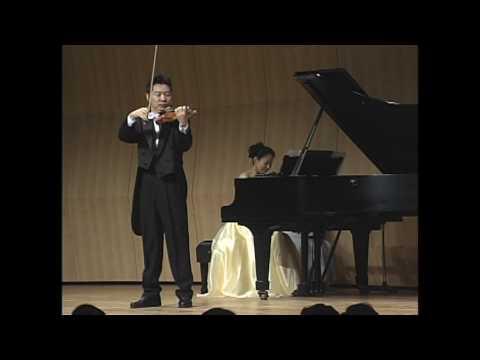 Hungarian Dance No.5 - J.Brahms ( Simon Young Kim)