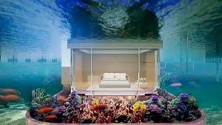 Первая вилла на воде появилась в Дубае (новости)(http://ntdtv.ru/ Первая вилла на воде появилась в Дубае. Удобства класса люкс и вид, от которого захватывает дух...., 2016-05-20T15:28:43.000Z)