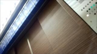 三菱エレベーター 浦和伊勢丹 駅側 改修前Part4【FullHD】