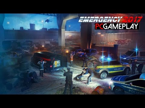 Emergency 2017 Gameplay PC HD