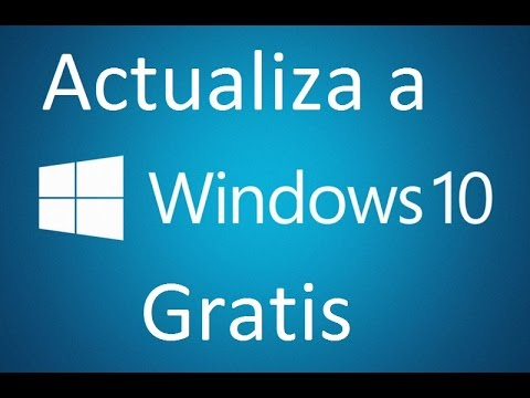 Actualizar a Windows 10 GRATIS manteniendo licencia 2017