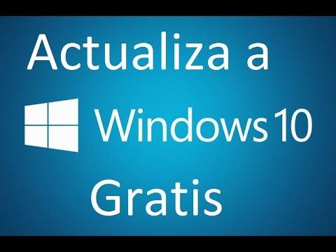 Actualizar a Windows 10 GRATIS manteniendo li…