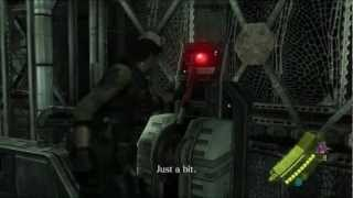 Resident Evil 6 : Chris - Chapter 5 (2/3) - The beginning of the end, a noble sacrifice