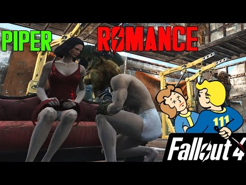 Fallout 4 Romance - Fuckface and Piper - Love Never Changes