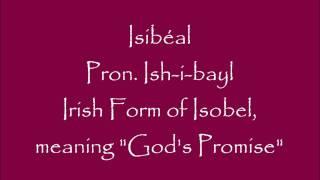 Ten Irish Names for Girls