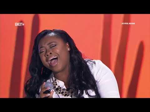 Jekalyn Carr - Bigger - Joyful Noise BET