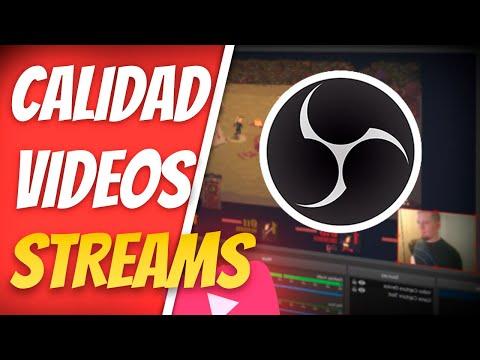 Como CONFIGURAR OBS STUDIO Grabar Y Stream (BAJO/MEDIA) SIN LAG 2020