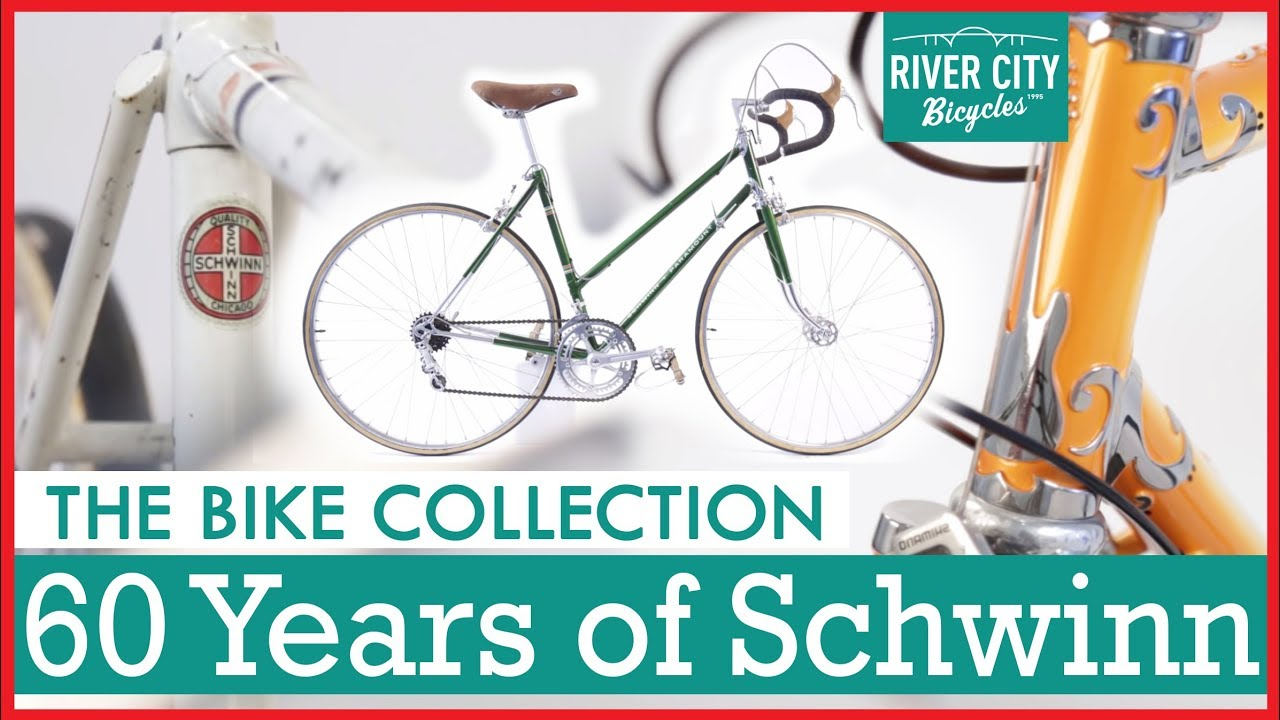 The Bike Collection • Brief History of Schwinn