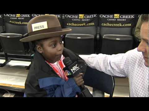 Warriors Cub Reporter Jessica -- NBC Bay Area Sports