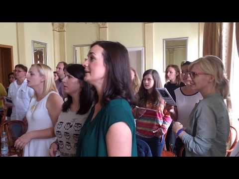 Oh Freedom cz. 1z2 Gospel Voice & Mistral Gospel Choir