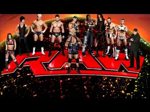 """WWE RAW 2012 second theme song """"ENERGY"""" by """"shinedown"""""""