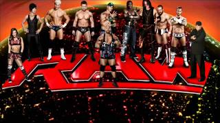 "WWE RAW 2012 second theme song ""ENERGY"" by ""shinedown"""