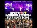 Korean KPOP MONT || Singing Song || Hornbill Festival 2018 || History Made In Nagaland