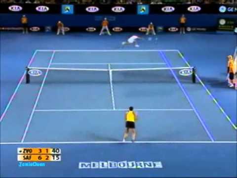 Dinara Safina vs Vera Zvonareva 2009 AO Highlights