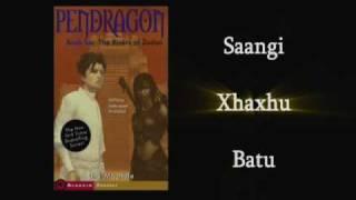 Pendragon Pronunciation Guide