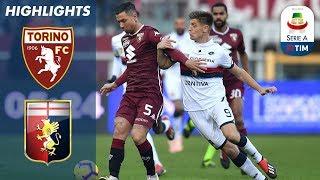 Torino 2-1 Genoa | Torino Squeeze Past 10-man Genoa | Serie A