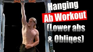 5 MIN Hanging Abs Workout|| Pull up Bar Ab workout