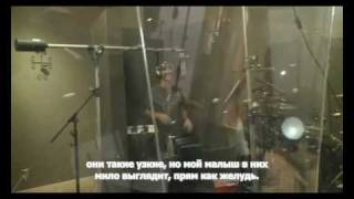 Godsmack - The Making Of Saints And Sinners (Episode 1) [RUS]