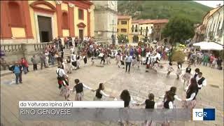 TgR itinerante Campania a VOLTURARA IRPINA, città del Dragone e della dea Volt da cui il nome