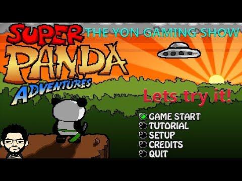 Super Panda Adventures -  Lets try it |