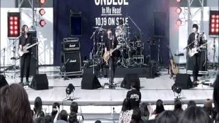 2011.10.23 In My Head Release Event (Yomiuri Land Open Theater east)
