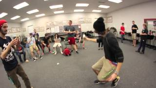 Battle at the Border 2014 - Kendama Competition