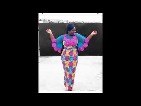 2018 Long African Dresses : Best Of African Dresses