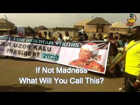 This Is The Most Foolish Thing Happening Now In Nigeria