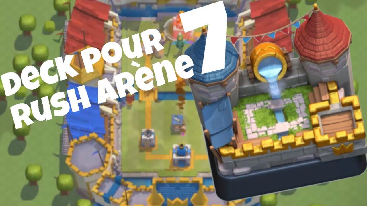 Le meilleur deck pour monter arene 7 gfx youtube for Meilleur deck arene 4
