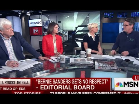 Morning Joe rips DNC for