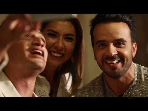 Thumbnail: interview with Luis Fonsi during his visit to Egypt and talk about his famous song Despacito