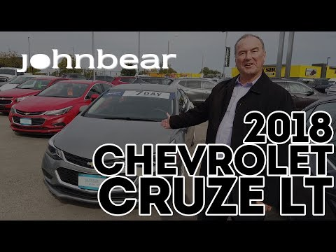 OUR BEST SELLER Is The 2018 Chevrolet Cruze LT! - USED CAR WALKAROUND