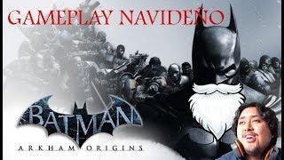 Santa Claus juega A Batman Arkham Origins | Gameplay Random