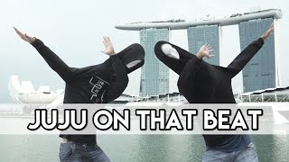 JUJU ON THAT BEAT MANNEQUIN HEAD DANCE ALL OVER SINGAPORE - TSL Comedy