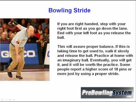 How To Bowl A Strike - Free Bowling Tip