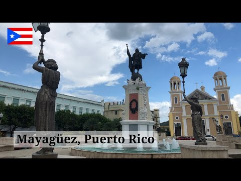 Mayagüez, Puerto Rico | Architectural Gem Of The West | Travel And History