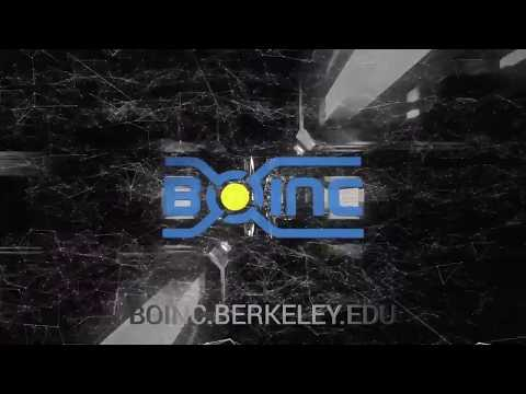 BOINC - Berkeley Open Infrastructure for Network Computing