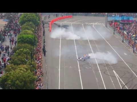 Formula 1 Show Run Zócalo, México By Ardilla Films