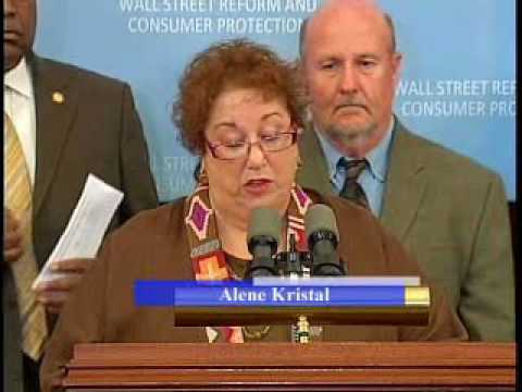 Wall Street Reform and Consumer Protection Act