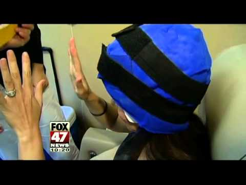 MI Company's Cold Cap Helps Cancer Patients Keep Hair