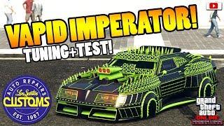 😍🛠 Das Heftige Mad Max Auto IMPERATOR Tuning+Test!😍🛠[GTA 5 Online Arena War Update DLC]