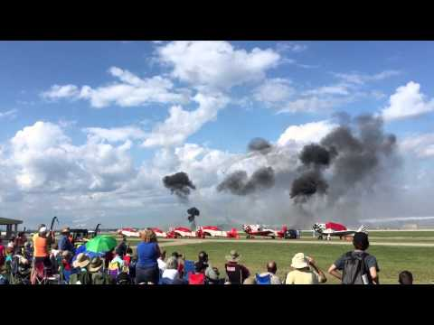 EAA AirVenture Attack on Pearl Harbor