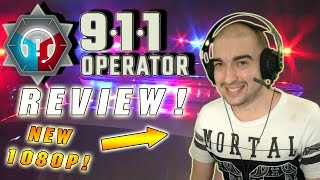 911 Operator Review – Gameplay Review of New 911 Emergency Services Game! (PC Steam)